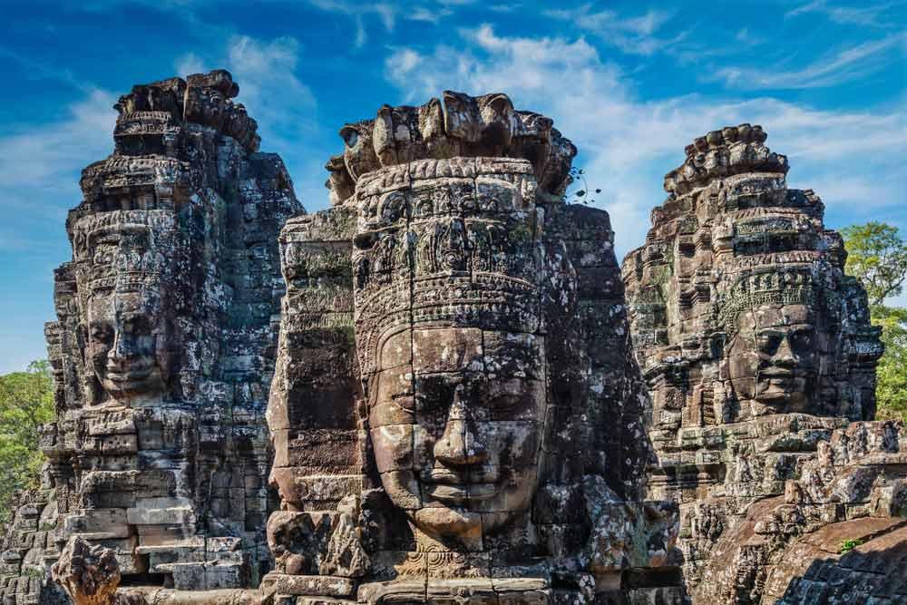 اخذ ویزای توریستی کامبوج