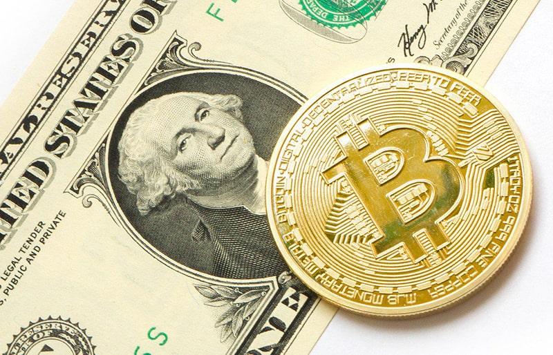 تبدیل بیت کوین به دلار